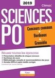 Laurent Berthet et Sophie Chapuis - Sciences Po - Concours commun + Bordeaux + Grenoble.