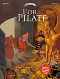Laurent Bidot et Etienne Jung - Auguste et Romulus Tome 2 : L'or de Pilate.
