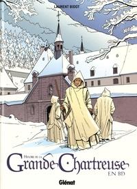 Laurent Bidot - L'histoire de la Grande Chartreuse en BD.