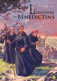 Laurent Bidot et Hugo Hallé - L'histoire des Bénédictins.