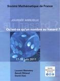 Laurent Bienvenu et Benoît Rittaud - Qu'est-ce qu'un nombre au hasard ?.