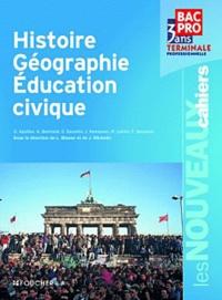 Laurent Blanès et Jacques Michelin - Histoire-géographie - éducation civique, Terminale professionnelle.