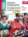 Laurent Blanès et Olivier Apollon - Histoire Géographie Enseignement moral et civique CAP.