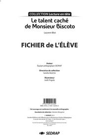 Le talent caché de monsieur Biscoto - Fichier de lélève.pdf
