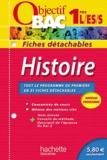 Laurent Boimare et Stéphane Genêt - Histoire 1e L/ES/S - Fiches détachables.