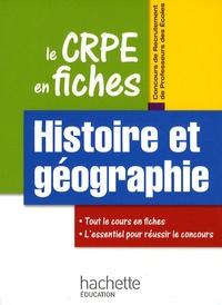 Laurent Bonnet - Histoire et géographie.