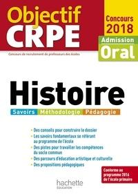 Laurent Bonnet - Objectif Crpe Histoire 2018.