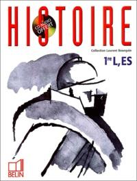 Laurent Bourquin et Jean-François Dunyach - Histoire 1re L, ES - Programme 2003. 1 CD audio