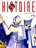 Laurent Bourquin et  Collectif - Histoire 1re S Programme 2003. 1 CD audio