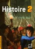 Laurent Bourquin et Noëlline Castagnez - Histoire 2e.
