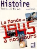 Laurent Bourquin - Histoire Tle Es, L, S.