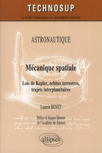 Mécanique spatiale - Lois de Kepler, orbites terrestres, trajets interplanétaires.pdf