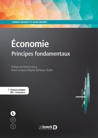 Agnès Bénassy-Quéré - Economie - Principes fondamentaux.