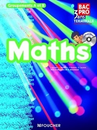 Laurent Breitbach et Guy Barussaud - Mathématiques Tle Bac Pro - Groupements A et B. 1 Cédérom