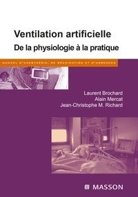 Deedr.fr Ventilation artificielle - De la physiologie à la pratique Image