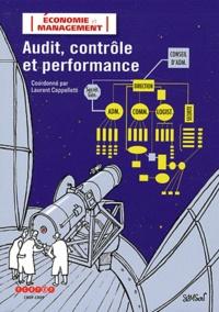 Laurent Cappelletti - Audit, contrôle et performance.