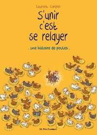 Laurent Cardon - S'unir c'est se relayer - Une histoire de poules.