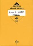 Laurent Chaix et Yves Mole - A nous le monde ! Sciences CE2 - Fichier de l'élève.