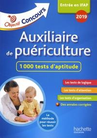 Auxiliaire de puériculture - 1000 tests daptitude. Entrée en IFAP.pdf