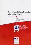 Laurent Charpin - Les implantations françaises au Venezuela.