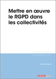 Laurent Charreyron - Mettre en oeuvre le RGPD dans les collectivités.