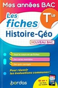 Laurent Coulomb et Magali Domain - Les fiches Histoire-Géo Tle.
