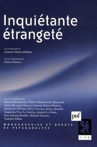 Laurent Danon-Boileau - Inquiétante étrangeté.