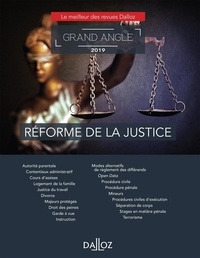 Laurent Dargent et Erwan Royer - Réforme de la justice.