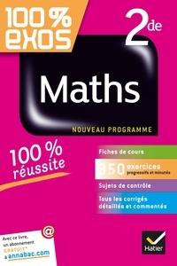Laurent Darré - 100% Exos Maths 2de.