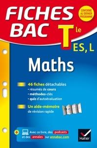 Laurent Darré - Maths Tle ES, L - Enseignement spécifique (série ES), enseignement de spécialité (série L).
