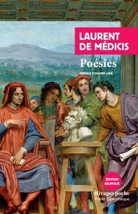 Laurent de Médicis - Poésies.