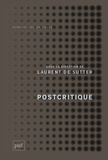 Laurent de Sutter - Postcritique.