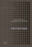 Laurent de Sutter - Postcritique.