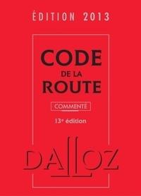 Corridashivernales.be Code de la route 2013 - Edition commentée Image