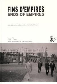 Laurent Dornel et Michael Parsons - Fins d'empires.