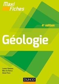 Laurent Emmanuel et Marc de Rafélis - Géologie.