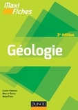 Laurent Emmanuel et Marc de Rafélis Saint Sauveur - Maxi fiches de Géologie - 3e édition - En 85 fiches.