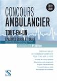 Laurent Facon et Sabine Bonamy - Concours ambulancier - Epreuves écrite et orale.