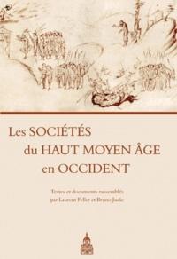 Deedr.fr Les Sociétés du Haut Moyen Age en Occident - Textes et documents Image