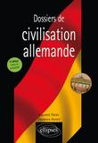 Laurent Férec et Florence Ferret - Dossiers de civilisation allemande.