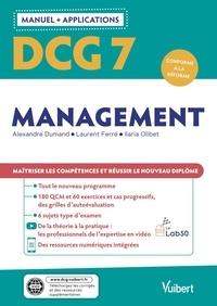 Laurent Ferré et Alexandre Dumand - DCG 7 Management.