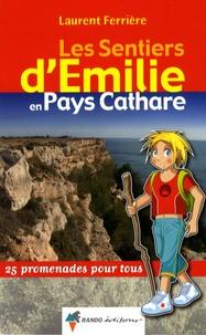 Galabria.be Les sentiers d'Emilie en Pays Cathare - 25 promenades pour tous Image