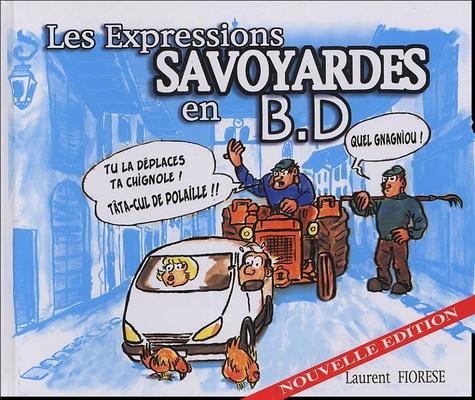 Laurent Fiorese - Les Expressions savoyardes en BD.