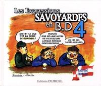Laurent Fiorese - Les expressions savoyardes en BD - Tome 4.