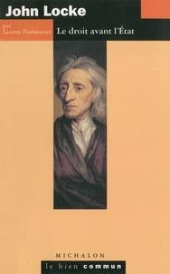 John Locke - Le droit avant lEtat.pdf