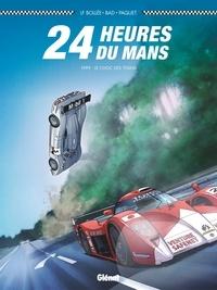 Laurent-Frédéric Bollée et  Bad - 24 Heures du Mans  : 1999 : le choc des titans.