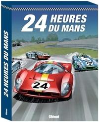 Laurent-Frédéric Bollée et Denis Bernard - 24 Heures du Mans  : Coffret en 3 volumes : 1951-1957,  Le triomphe du jaguar ; 1964-1967, le duel Ferrari-Ford ; 1999, Le choc des titans.