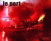 Laurent Gachet - Le port - Mémoires d'un phare en pleine terre....