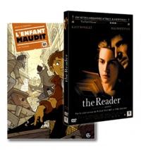 Laurent Galandon et Arno Monin - L'enfant maudit Tome 1 : Les tondues - Coffret collector. 1 DVD