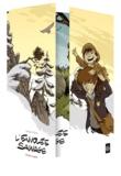 Laurent Galandon et Arno Monin - L'envolée sauvage  : 2 volumes - Tome 1, La Dame Blanche ; Tome 2, Les Autours des palombes.